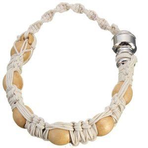 Beige Bowl Bracelet